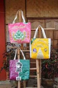 Recycled Bags CAUSES